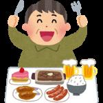 太りやすい食べ方と血糖値を上げない食べ方